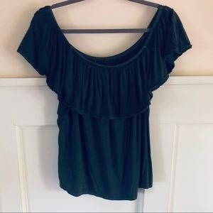 American Eagle Off the Shoulder Top